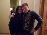 Настя Козлова и Мафик