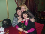 Нина Караева, Наталья, Войс, Оля Вольная - С. Петербург, 12.02.2012 г.