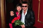 Оля Вольная и Николай Белов