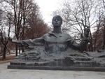 Памятник в Рязани