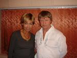 с Ксенией Стриж