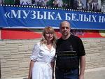 Лариса Шевченко (Ростов на Дону) и Владимир Соболь (Омск)