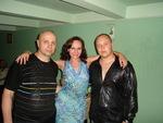 Владимир Соболь (Омск), Катерина Логинова (Санкт-Петербург), Олег Бровкин (Новомосковск)