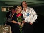 Марина Смирнова (Санкт-Петербург) и Ростислав Поспелов (Московская обл.)