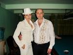 Лена Валенска (Зеленоград) и Владимир Соболь (Омск)