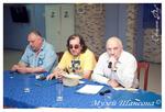 Жеребьёвка конкурса. Жюри: Загороднюк Валерий Петрович, Марк Винокуров, Владимир Окунев