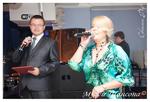 ведущие Гала-концерта Николай Орловский и Наташа Галич