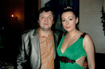 Игорь Слуцкий и Елена Вакуленко