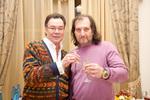 Марк Винокуров и Михаил Муромов