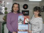 Марк Винокуров и Марина Редкая
