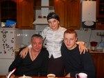 Аня Ниткина, Алексей и Александр Дюмин