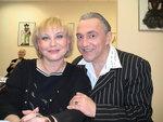Владимир Утёсов и Ольга Павлова