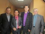Андрей Большеохтинский, Эдуард Кузнецов, Владимир Черняков, Владимир Окунев