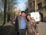 Дмитрий Быковский и Денис Стрельцов