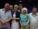 Андрей Жайворонков, Владимир Шишов, Анжела Сизикова, Денис Стрельцов, Анжелика Рута, Владимир Стольный