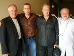 Владимир Окунев, Виталий Волк, Сергей Князев, Алексей Коробейников