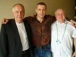 Владимир Окунев, Виталий Волк, Алексей Коробейников