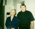 Лидия Козлова и Сергей Азаров