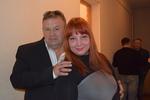 Алексей Созонов (г. Самара) и Ирина Окунева (ст. администратор Музея шансона и радио РаШа)
