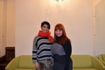 Яна Радион и Ирина Окунева (ст. администратор Музея шансона и радио РаШа)