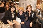 Ксения Георгиади, Елена Суржикова и Светлана Фед