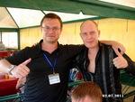 Николай Орловский и Алексей Романюта