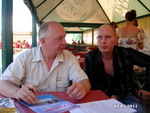 Владимир Окунев и Алексей Романюта