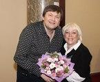 Игорь Слуцкий и Вера Парамонова