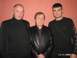 Владимир Окунев, Сергей Иванович Маклаков, Павел Ростов