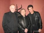 Владимир Окунев, Сергей Иванович Маклаков и Денис Стрельцов