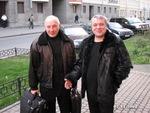 Владимир Окунев и Александр Дюмин