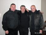 Сергей Новиков, Александр Дюмин и Владимир Окунев