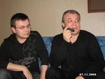 Николай Орловский и Александр Дюмин