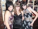 Юлия Огнева с подругами
