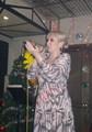 Светлана Астахова. На концерте Дианы Теркуловой. 19.12. 2008 г.