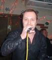 Виктор Петлюра на концерте Дианы Теркуловой. 19.12. 2008 г.