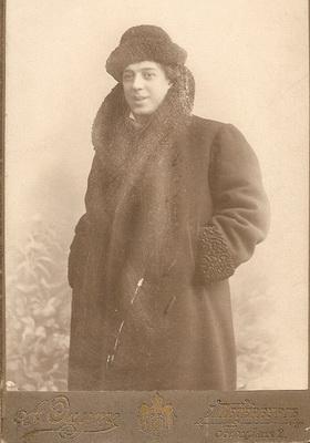 Михаил Вавич. 1912 год
