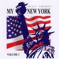 Cover: MY NEW YORK (Мой Нью-Йорк). Альбом №1 - 2009 г.