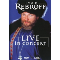 Cover: Live in concert - 2002 г.
