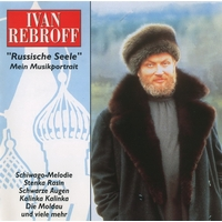 Cover: Russische Seele. Mein Musikportrait. 2 CD - 1994 г.