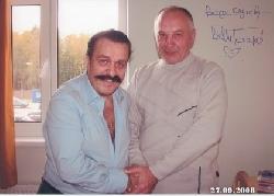 Вилли Токарев и В. Окунев