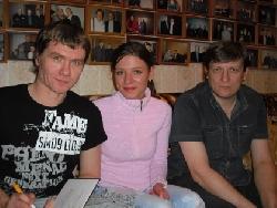 В.Лисицын, М.Буданова, БрОдЯгА
