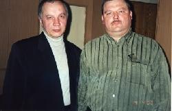 Владимир Окунев и Михаил Круг