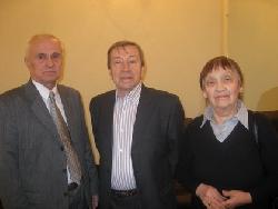С.П.Соколов,С.И. и В.П.Маклаковы
