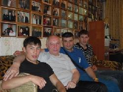 Р.Курмантаев,П.Ростов,К.Матавин
