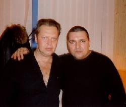 С. Князев и А. Звинцов