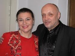 Валентина Толкунова и А. Тукиш