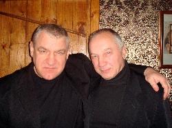 В. Козырев и В. Окунев