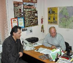 интервью В. Чернякова