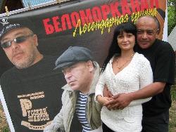 С. Арутюнян с Лялей